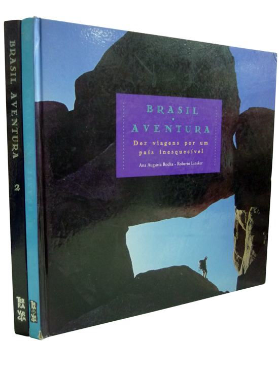 Brasil Aventura - 2 Volumes