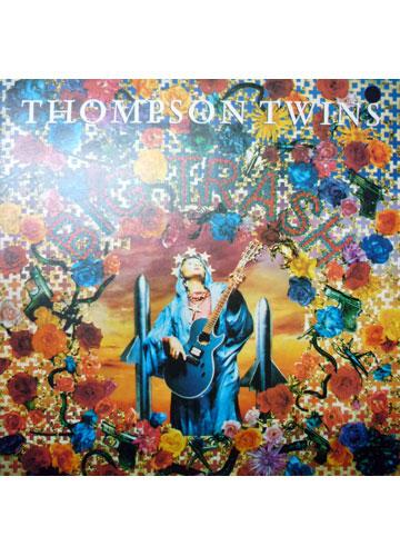 Thompson Twins - Big Trash - Com Encarte