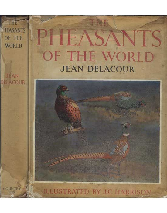 The Pheasants of the World