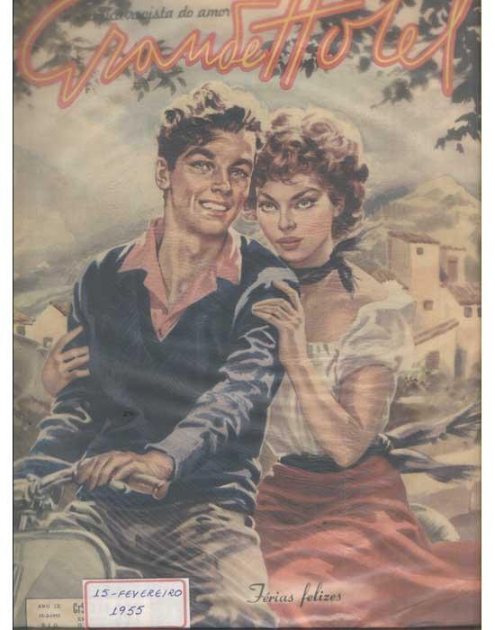 Grande Hotel - Ano 1955 - Nº.395