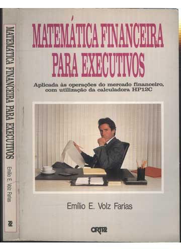 Matemática Financeira para Executivos