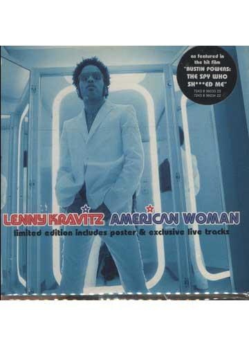 Lenny Kravitz - American Woman *single*