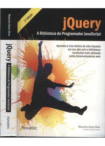 jQuery - A Biblioteca do Programador JavaScript