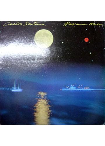 Carlos Santana - Havana Moon - Importado