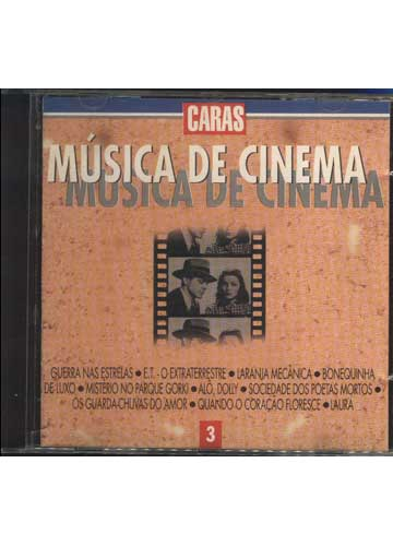 Música de Cinema - Vol.3