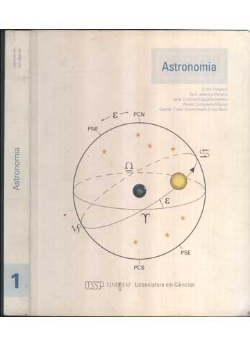 Astronomia - Licenciatura em Ciências