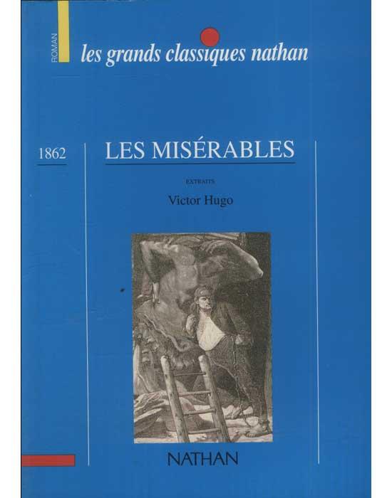 Les Misérables - Les Grands Classiques Nathan - Volume 32