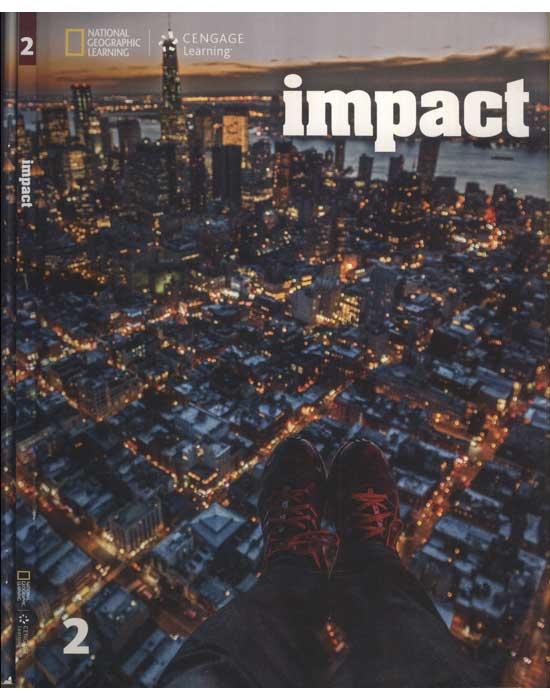 Impact - Volume 2 - National Geographic Learning + Livro de Exercícios