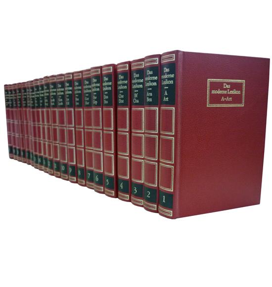 Das Moderne Lexikon - 20 Volumes + Suplemento