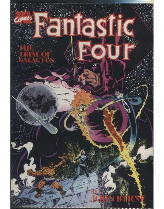 Fantastic Four - The Trial of Galactus