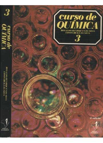 Curso de Química - Volume 3