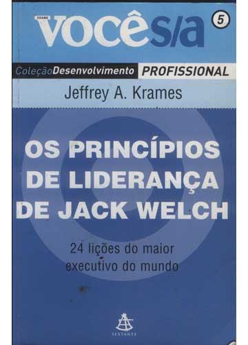 Os Principios de Liderança de Jack Welch
