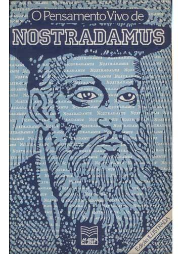 O Pensamento Vivo de Nostradamus - Com Poster