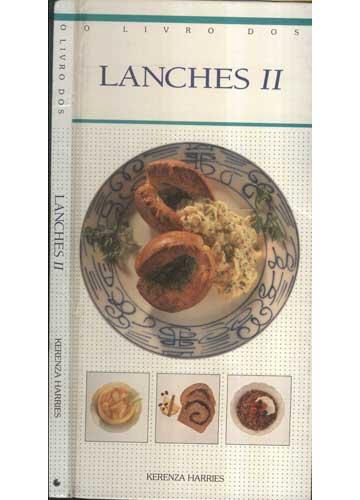 O Livro dos Lanches II