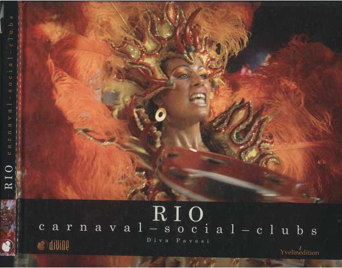 Rio - Carnaval - Social-Clube - Com Dedicatória da Autora
