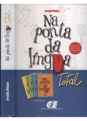 Na Ponta da Língua Total