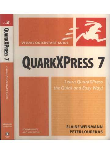 QuarkXPress 7 - Visual Quickstart Guide