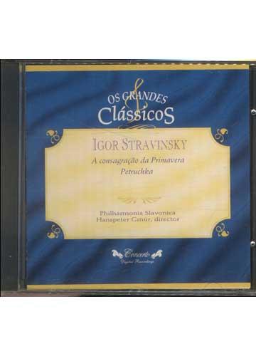 I. Stravinsky - La Consagración de La Primavera *importado*
