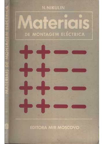 Materiais de Montagem Eléctrica