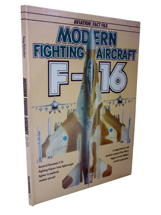 Modern Fighting Aircraft - F-16