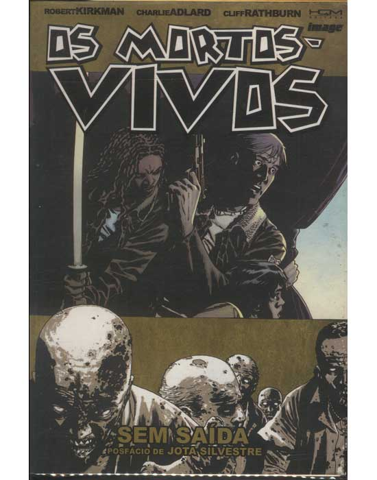 Os Mortos-Vivos - Volume 14 - Sem Saída