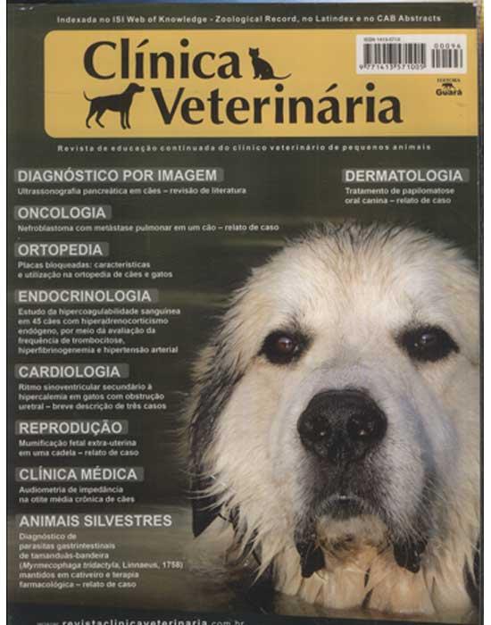 Clínica Veterinária - Nº.96