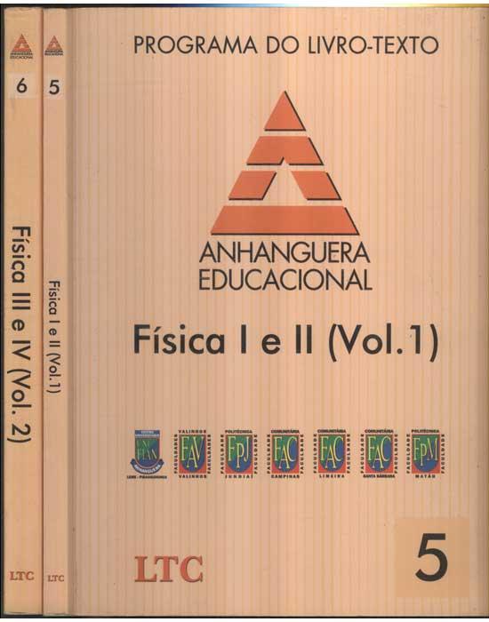 Física - 2 Volumes