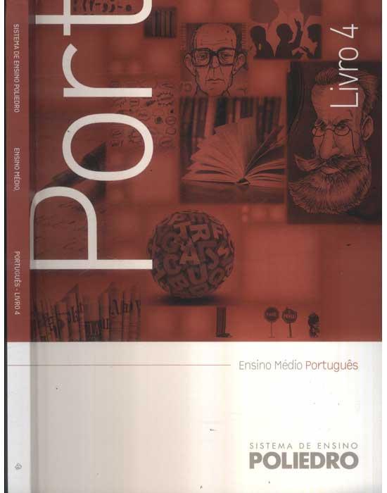 Sistema de Ensino Poliedro - Português - Livro 4