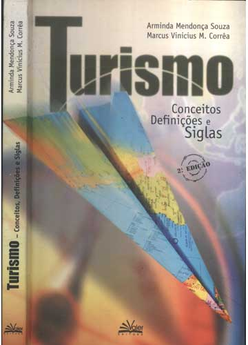 Turismo - Conceitos Definições e Siglas