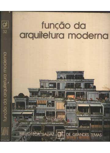 Função da Arquitetura Moderna