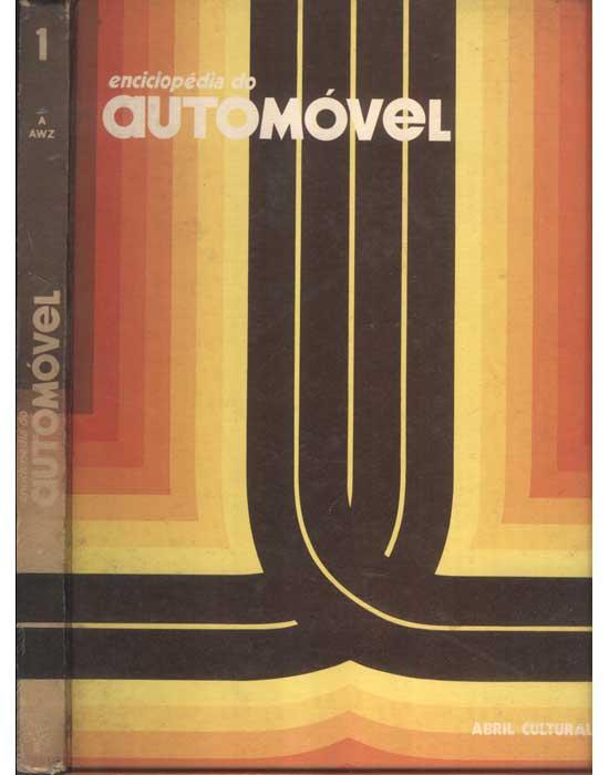 Enciclopédia do Automóvel - Volume 1