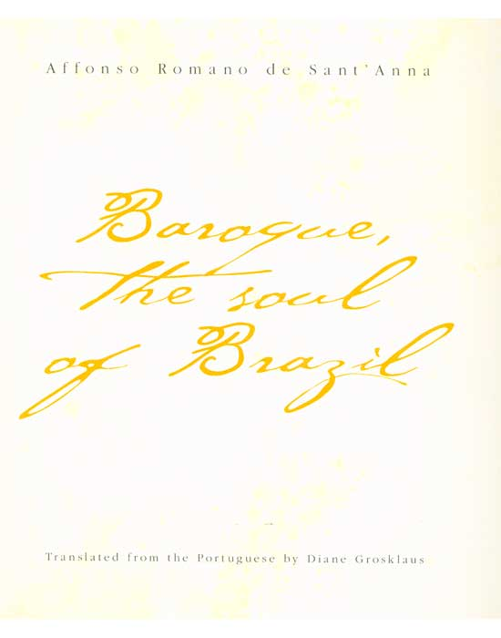 Baroque The Soul of Brazil