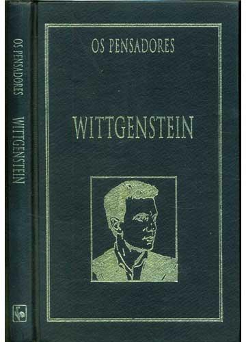 Livro - Wittgenstein - Os Pensadores - Sebo do Messias