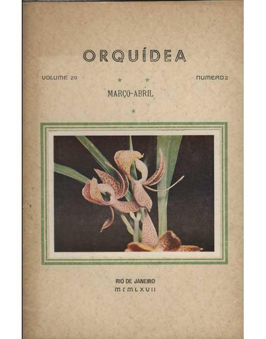 Orquídea - Volume 29 - Número 2 - Março-Abril