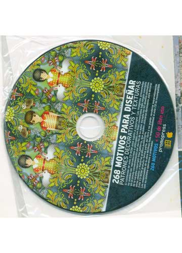 268 Motivos para Diseñar - Com CD