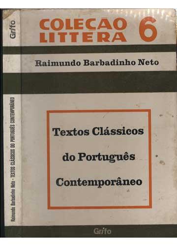 Textos Clássicos do Português Contemporâneo