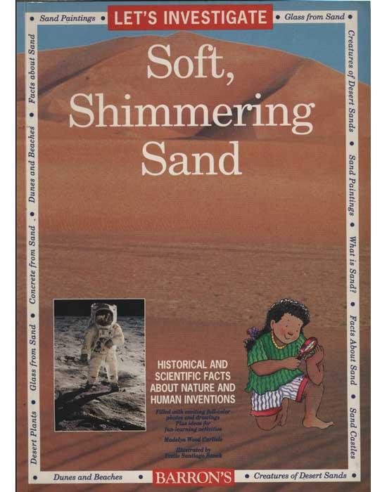 Let's Investigate - Soft Shimmering Sand