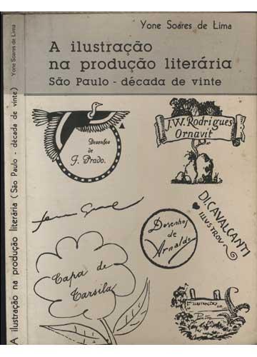 A Ilustração na Produção Literária - São Paulo - Década de Vinte