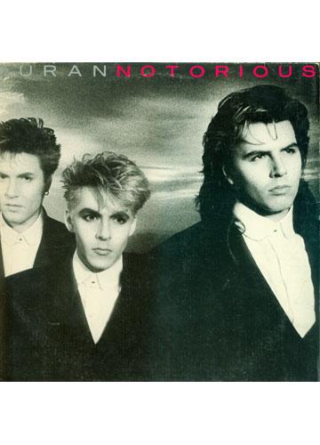 Duran Duran - Notorious - Com Encarte