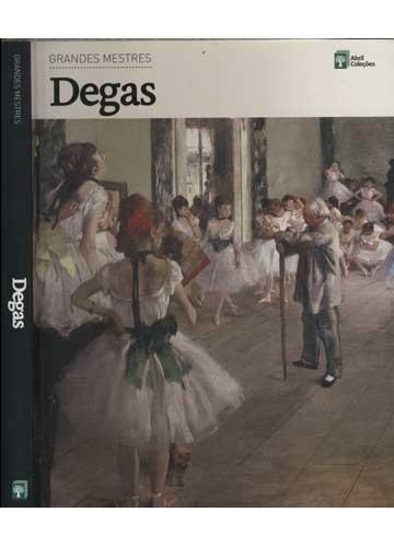 Degas - Grandes Mestres