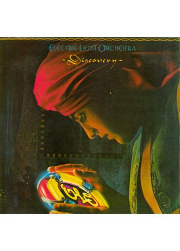 Electric Light Orchestra - Discovery - Álbum + Encarte