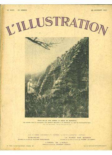 L'Illustration - 1933 - Nº.4695
