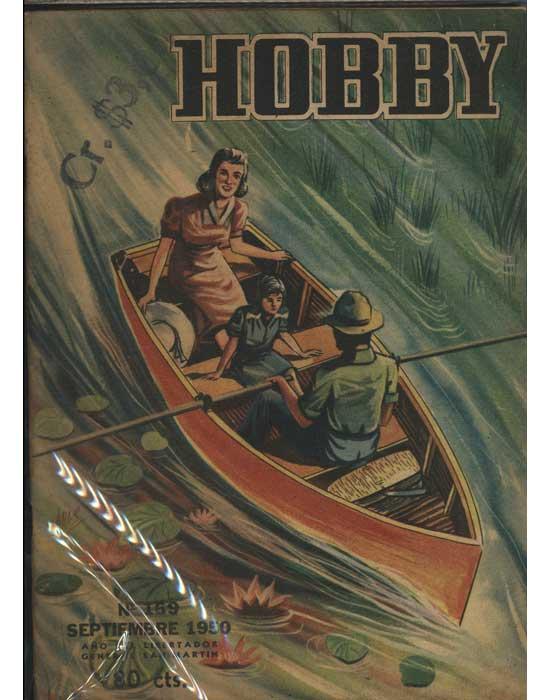 Hobby - Nº.169 - Septiembre 1950