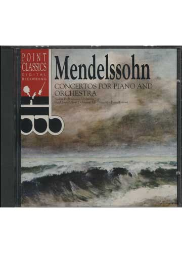 Mendelssohn - Concertos for Piano and Orchestra *importado*