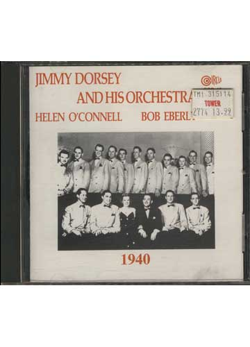 Jimmy Dorsey and His Orchestra - 1940 *importado*