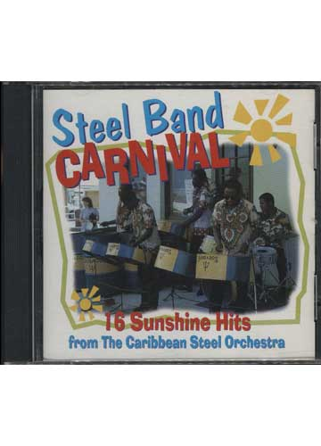 The Caribbean Steel Orchestra - Steel Band Carnival *Importado*