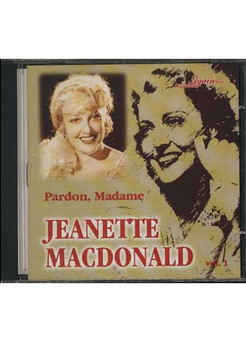 Jeanette Macdonald - Pardon Madame - Volume 1