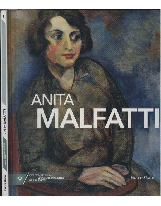 Anita Malfatti - Coleção Folha Grandes Pintores Brasileiros - Volume 9