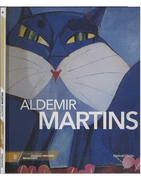 Aldemir Martins - Coleção Folha Grandes Pintores Brasileiros - Volume 8
