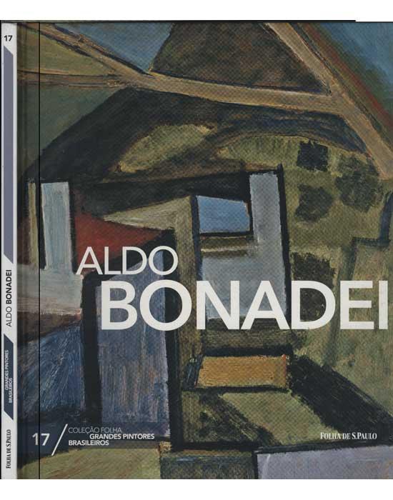 Aldo Bonadei - Coleção Folha Grandes Pintores Brasileiros - Volume 17